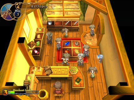 Recettear, Item Shop, RPG, Video Game